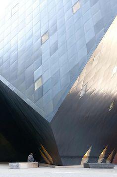 Contemporary Jewish Museum, Daniel Leibiskind