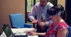 La réalité virtuelle soulage la douleur physique