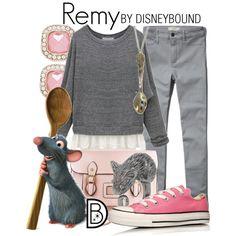 Paleta de cores inspiradas no personagem Remy do filme Ratatouille da Pixar (Disney) Disney Character Outfits, Cute Disney Outfits, Disney Themed Outfits, Character Inspired Outfits, Disney Bound Outfits, Disney Dresses, Cute Outfits, Disneyland Outfits, Disney Clothes