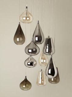 Smoke Nadine Cluster | lighting . Beleuchtung . luminaires | Design: BHS |