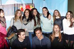 Fotocall #FiestaBS16 #young #jóvenes #joves #verano #amigos #boys #girls #fiesta #idiomas #inglés #reencuentro