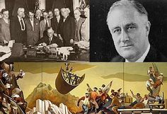 The New Deal-series of economic programs enacted in the US 1933-1936-involved presidential executive orders-laws passed by Congress-in response to Great Depression, focused on: Relief, Recovery, and Reform.