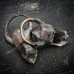 thesmallbeast's photo on Instagram ~ New Monad pendants