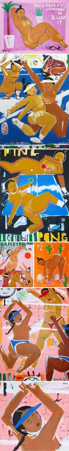 paintings by monica kim garza