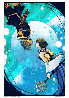 FFX: Never Forget Them by ~Ithilean on deviantART #illustration