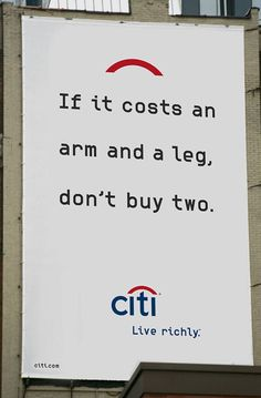 Citibank_Fallon_Live Richly_Arm and a leg