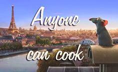 Innamorarsi in cucina: Anyone Can Cook