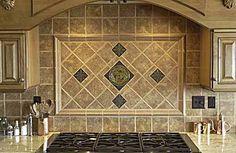 art tiles for backsplash | bronze tiles featured here are an evolving series of bronze tiles ...