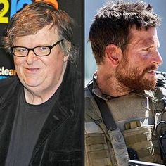 [DailyBuzz] 'American Sniper' breaks January box office records #MichaelMoore #W... [DailyBuzz] 'American Sniper' breaks January box office records #MichaelMoore #WCW #MCM   Michael Moore Calls Snipers 'Cowards' Following American Sniper's Success January 18, 2015, 9:11 pm Michael Moore (American film director, author, and social commentator), about 205 visitors have a crush on him, ranked #4806 on ManCrushes.com http://www.facebook.com/mancrushes/posts/1452501568336624