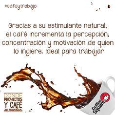 Que el café los acompañe para maximizar tu jornada laboral #Caféytrabajo