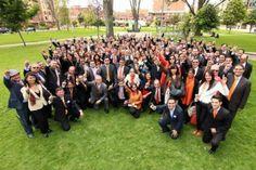 Los 45 concejales a la Alcaldía de Bogotá.