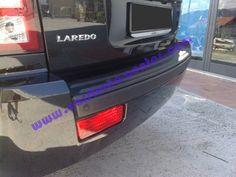 Jeep Gran Cherokee con sensori di parcheggio PS412 da incasso con quattro testine e cicalino acustico Jeep Grand Cherokee