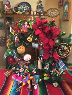 42 Best Mexican Christmas Decorations Images In 2018 Mexican Party