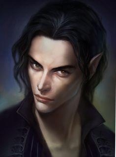 Karadriel the Carmine - prince of Abernoc........................................................................................................................................................................................................Tavius by anndr on DeviantArt