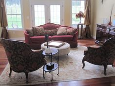 Design by Laurie Foster, Harrisburg Showroom. www.davidsfurniture.com