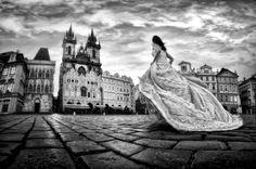 Wedding in Prague by Jose Luis Guardia Vázquez on 500px