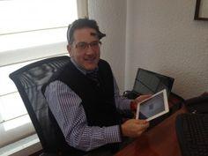 Las pruebas que hicimos con el neurosensor de Neurosky en Noviembre de 2012.