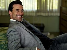 Jon Hamm---my old roommates uncle