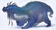 Big Blue by *Mr--Jack on deviantART