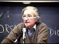 Noam Chomsky - Why Marijuana is Illegal and Tobacco is Legal - YouTube