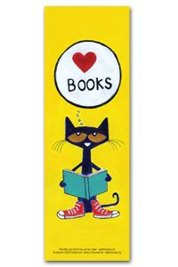 Pete the Cat Bookmark - Bookmarks - New Products - Products for Children - ALA Store