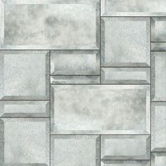 Artistic Tile's Charleston hand-silvered antiqued mirror tiles