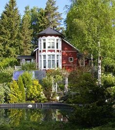 Summer cottage, Finland