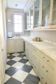 nicest laundry room ever- nice finishes for a kitchen
