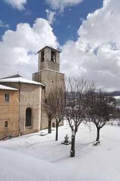 Cascia - Chiesa di San Francesco - Valnerina