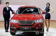 BMW 코리아 새로운 쿠페형 SUV X4 출시