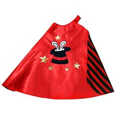 Making Believe Reversible Top Hat Magician Cape * Want to know more, click on the image.