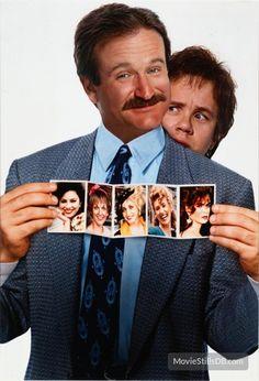 Cadillac Man promo shot of Tim Robbins & Robin Williams