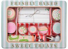 What to give your Adorable Mother-in-Law this Xmas? Christmas Baking Kit!