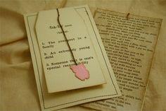Baby Shower Invitation / Owl Girl Baby by Theturningofapage