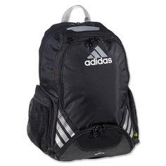 adidas Team Speed Backpack (Black) - SoccerShop.com