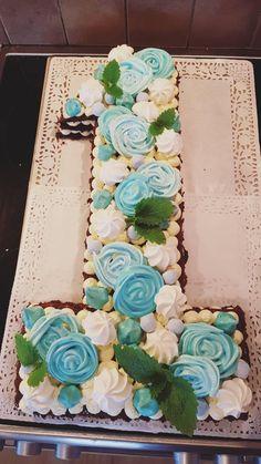 Number Cakes, Birthday Parties, Baking, Desserts, Food, Anniversary Parties, Tailgate Desserts, Deserts, Bakken