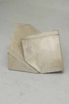 Tristan Cochrane . concrete stool