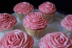 Rosen Cupcakes