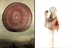 Artist Darren Waterston