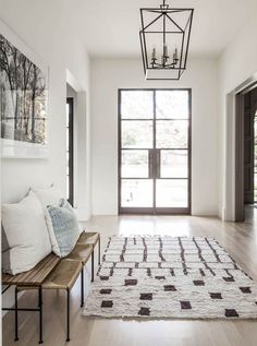 BECKI OWENS- 7 Ways for Styling Vintage Rugs