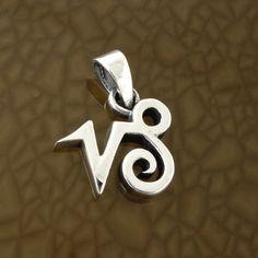 Capricorn-Zodiac-Symbol-Pendant-in-Solid-Sterling-Silver-Symbolic-Charm