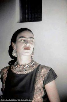 Frida Kahlo ■ 1940