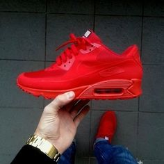 Yasss the all red nike air max independece day. I need a pair ASAP Red Nike Shoes, Nike Shoes Cheap, Nike Free Shoes, Nike Shoes Outlet, Running Shoes Nike, Cheap Nike, Sports Shoes, Basketball Shoes, Shoe Outlet