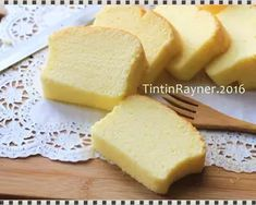 Resep Condensed Milk COTTON CAKE 5 Bahan Smooth & Silky Recomended oleh Tintin Rayner - Cookpad Cotton Cake, Condensed Milk, Cake Recipes, Food And Drink, Smooth, Cheese, Fruit, Cooking, Simple