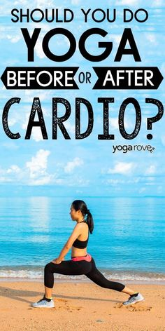 Should you practice yoga before or after you run? In this article they go over exactly what you need to do. I love yoga so much! Yoga Routine For Beginners, Easy Yoga Poses, Workout Pictures, After Workout, Yoga At Home, Yoga For Weight Loss, Yoga Tips, Yoga Sequences, Cardio Workouts