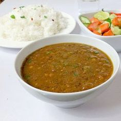 Whole Red Lentil Curry