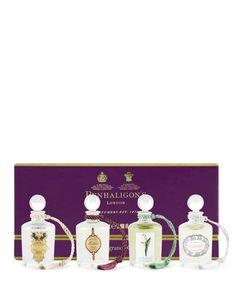 Penhaligon's Ladies' Fragrance Collection, Box of 4