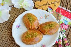 İrmiksiz Pastane Şekerparesi Resimli Tarifi - Yemek Tarifleri