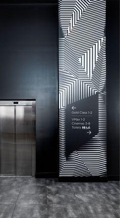 Event Cinemas by Deuce Design