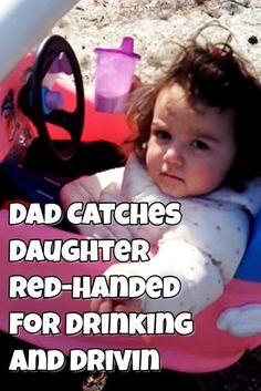 See video here==> | Dad Catches Daughter Red-Handed For Drinking and Drivin | gwyl.io/... http://ibeebz.com